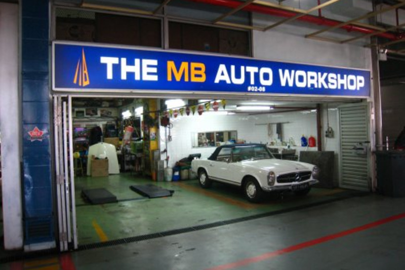 Mb auto