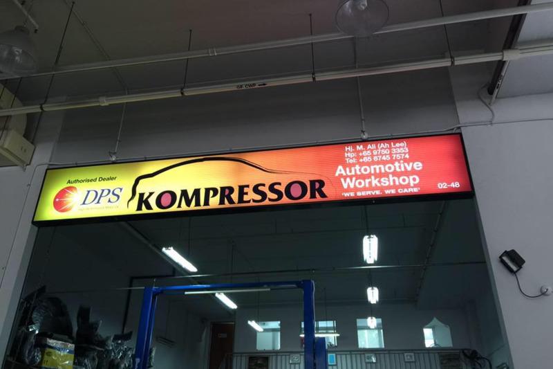 Kompressor auto