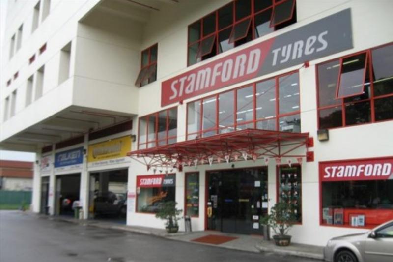 Stamford Tyres (Jurong Mega Mart)