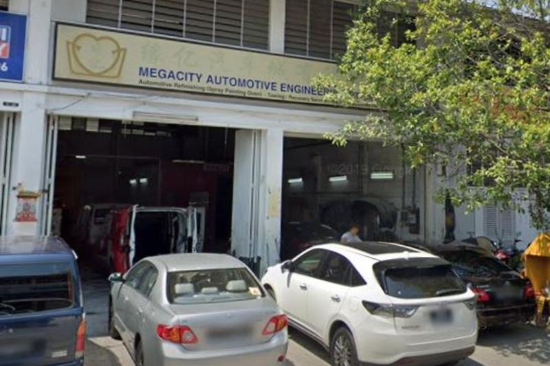 Megacity auto
