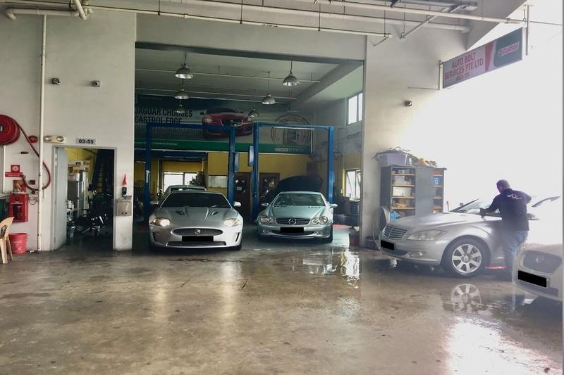 Auto bolt services