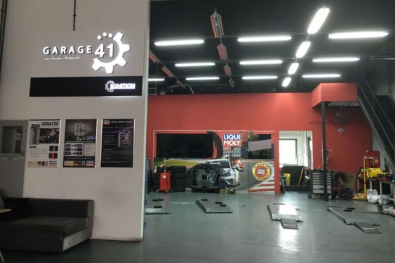 Garage 41