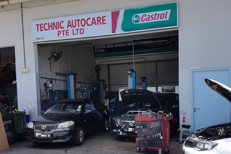 Technic AutoCare Pte Ltd