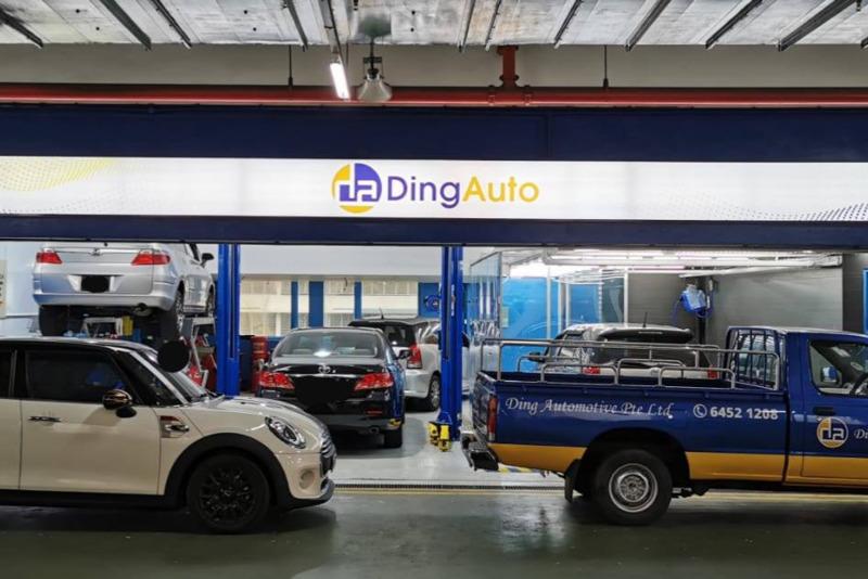 Ding Auto