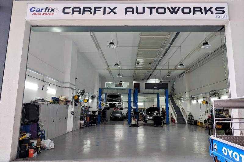 Carfix autoworks