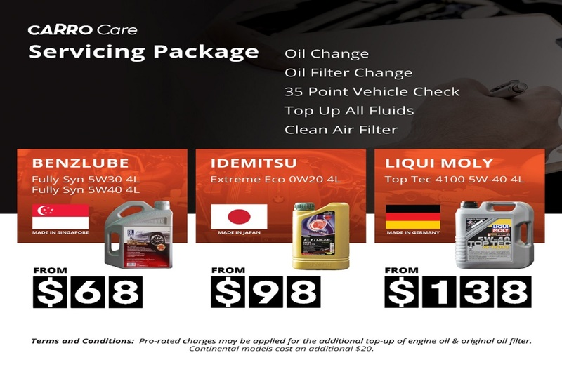 Carro service package