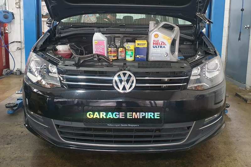 Car Servicing Package (Continental)
